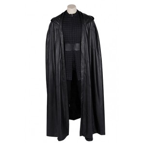 Kylo Ren Ben Solo Cosplay Costume From Star Wars The Rise of Skywalker