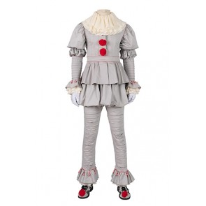Pennywise Joker Clown Cosplay Costume It Chapter Two