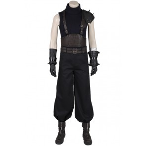 Cloud Strife Cosplay Costume From Final Fantasy VII Remake
