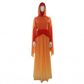 Cosplay Padmé Naberrie Amidala Costume From Star Wars
