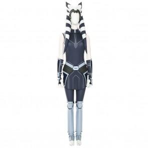 Cosplay Ahsoka Tano Costume From Star Wars: The Clone Wars