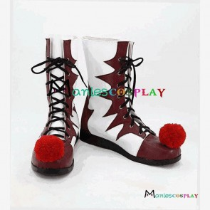 Stephen King's It Pennywise Cosplay Boots