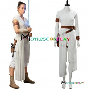 Cosplay Costume From Star Wars: The Rise of Skywalker Rey