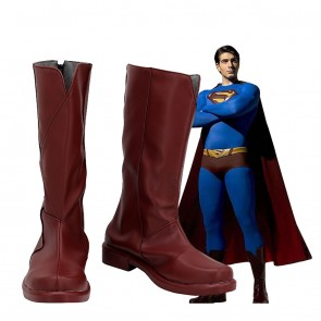 Cosplay Boots From Superman Returns