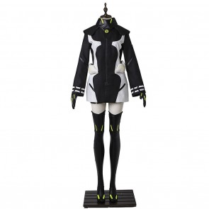 Adashino Benio Uniform For Twin Star Exorcists Cosplay