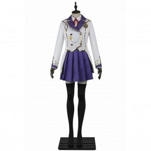 Aigasaki Kohana Costume For Magic kyun Renaissance Cosplay