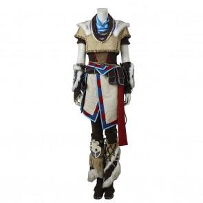 Aloy Costume For Horizon Zero Dawn Cosplay