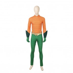 Arthur Curry Costume For Aquaman Cosplay