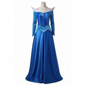 Aurora Princess Dress For Disney Prince and Princess Cosplay