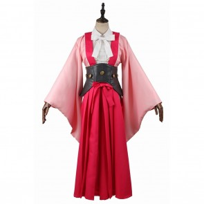 Ayame Yomogawa Costume For Kabaneri of the Iron Fortress Cosplay