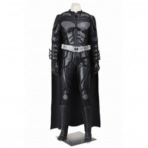 Batman Bruce Wayne Costume For Batman The Dark Knight Rises Cosplay