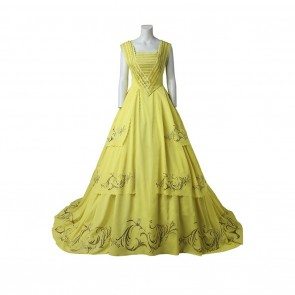 Belle Princess Dress For Beauty and the Beast 2017 Cosplay