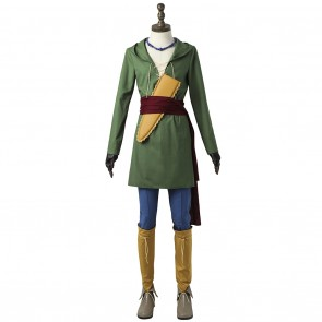 Camus Costume For Dragon Quest XI Cosplay