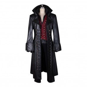 Captain Hook Costume For Once Upon a Time Cosplay