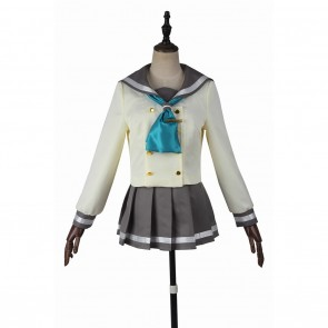 Chika Takami Uniform For LoveLive Sunshine Cosplay