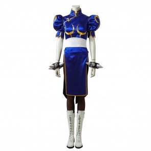 Chun Li Costume For Street Fighter Cosplay  sc 1 st  Manles Cosplay & Street Fighter Costumes for Adults u0026 Kids | Street Fighter Cosplay