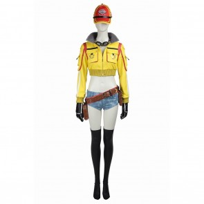 Cindy Aurum Costume For Final Fantasy XV Cosplay