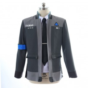 Connor Costume For Detroit Become Human Cosplay