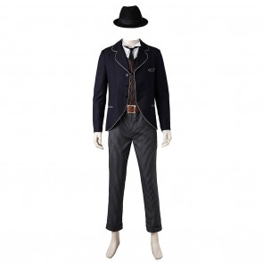 Credence Costume For Fantastic Beasts and Where to Find Them Cosplay