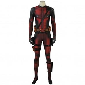 Deadpool Cosplay Costume from Deadpool II