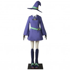Diana Cavendish Costume For Little Witch Academia Cosplay