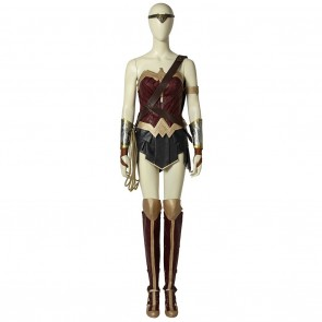 Diana Prince Uniform For Wonder Woman Cosplay