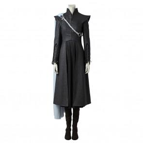 Daenerys Targaryen Costume For Game of Thrones Season 7 Uniform Cosplay