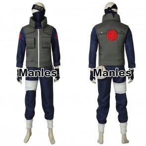 Naruto Hatake Kakashi Cosplay Costume