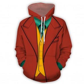 Avengers The Joker Cosplay Costume Sweatshirt