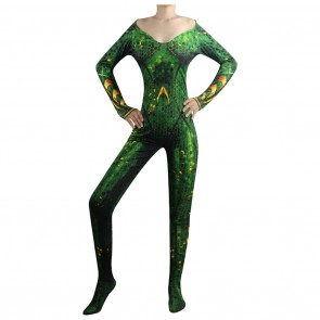 Aquaman Mera Cosplay Costume