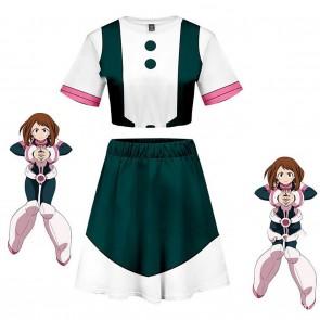 My Hero Academia Ochaco Uraraka Cosplay Costume