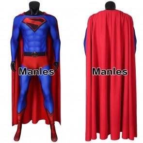 Crisis on Infinite Earths Clark Kent Superman Cosplay Costume