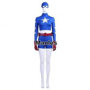 Courtney Whitmore Stargirl Cosplay Costume