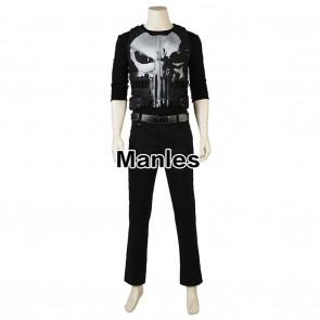 The Punisher Season 1 Cosplay Punisher Costume
