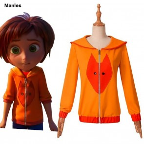 Wonder Park Young June Cosplay Costume