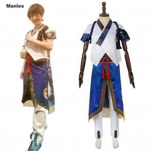 Touken Ranbu Hizamaru Touken Danshi Cosplay Costume
