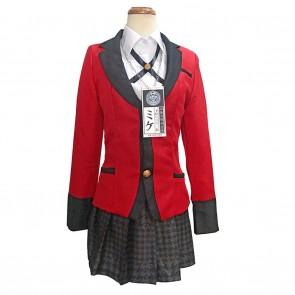 Kakegurui Girls Yumeko Jabami Yomotsuki Runa Cosplay Costume