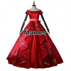 Elena of Avalor Princess Cosplay Costume