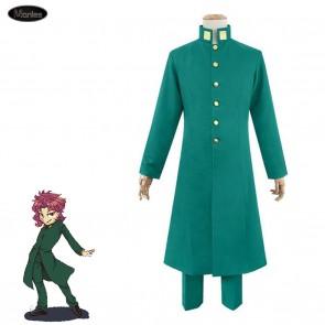 JoJo's Bizarre Adventure Kakyoin Noriaki Cosplay Costume