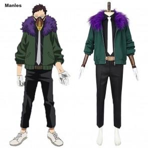 My Hero Academia Overhaul Chisaki Kai Cosplay Costume