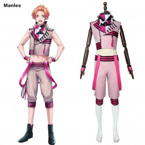 B-Project Akane Fudo Akanechin Killer King Cosplay Costume
