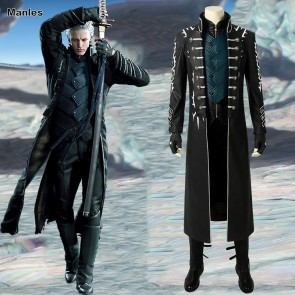 May Cry 5 Cosplay Vergil Costume