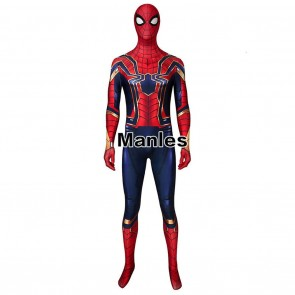 Avengers Endgame Spiderman Cosplay Spider-Man Costume