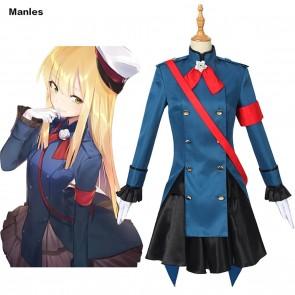 Fate/Grand Order Reines El-Melloi Archisorte Cosplay Costume