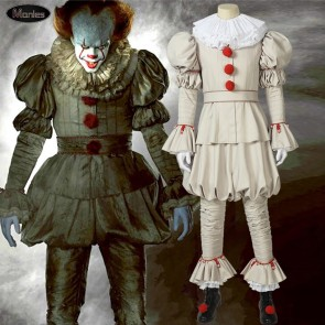 Stephen King's It Cosplay Pennywise Costume