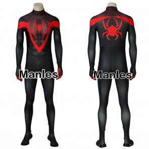 Spider-Man Into the Spider-Verse Cosplay Costume