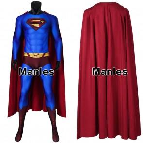 Superman Returns Superman Cosplay Costume