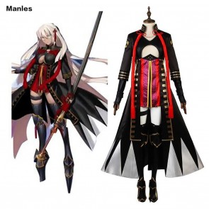 Fate/Grand Order Okita Soji Cosplay Costume