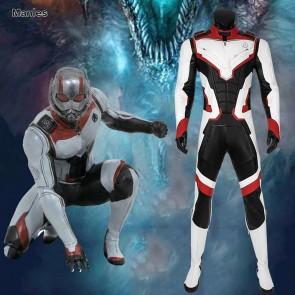 Avengers 4 Endgame Quantum Realm Iron Man Cosplay Costume