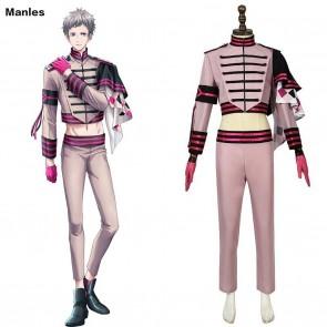 B-Project Shingari Miroku Killer King Cosplay Costume